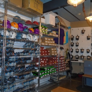 Pro Shop at Carabiner's