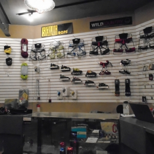 Pro Shop at Carabiner's
