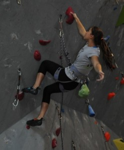 leadclimbing