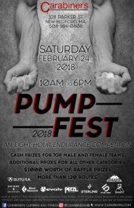 Pumpfest 2018 poster